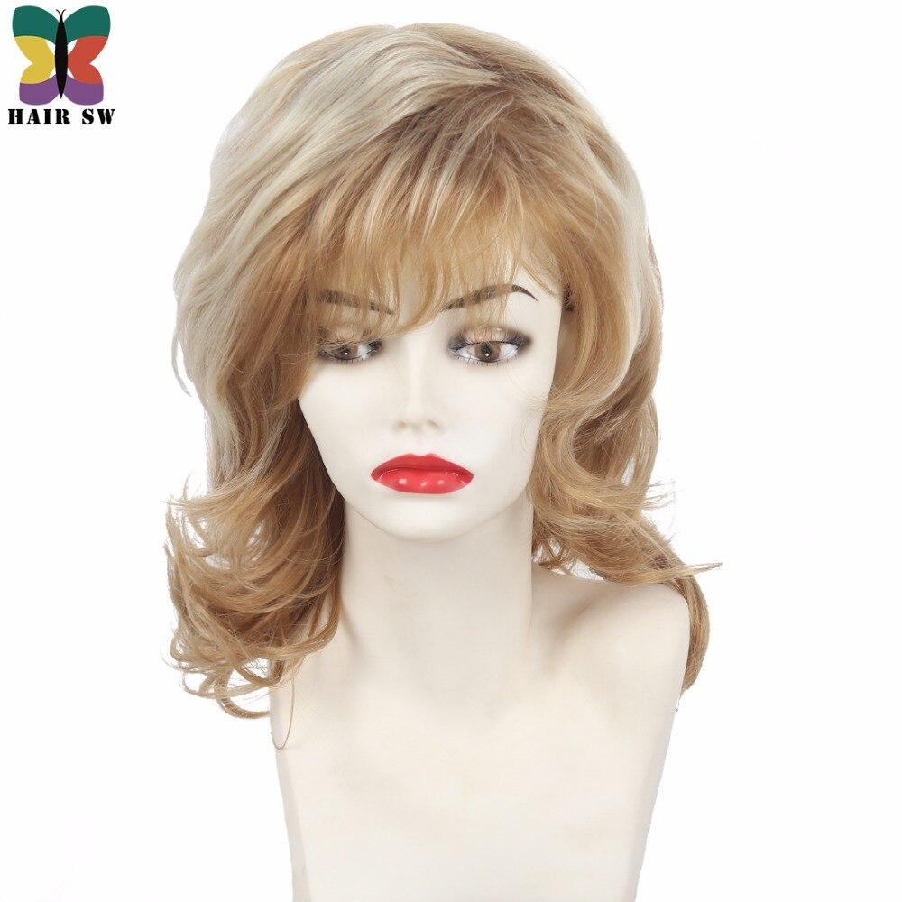Popular Medium Layered Wigs Buy Cheap Medium Layered Wigs