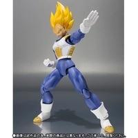 Dragon Ball Z Original BANDAI Tamashii Nations S.H.Figuarts / SHF Exclusive Vegeta Action Figure