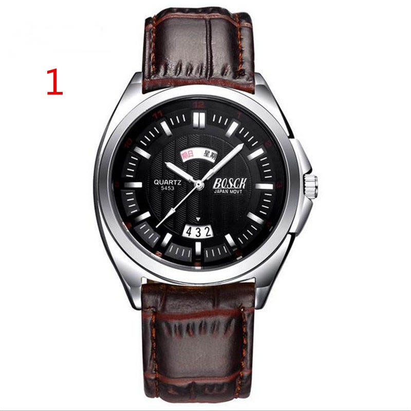 Brothers watch male brothers a pair of high school students Korean version of the simple trend leisure atmosphere personality fashion trend sports men s watch couple watches women s watch students korean version of the simple casual atmosphere harajuku s