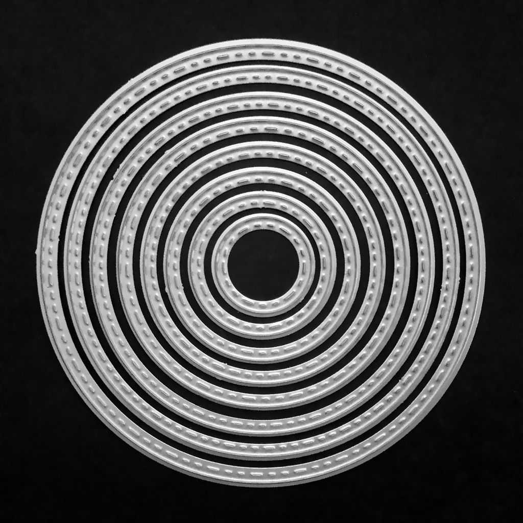 Multi Layer Circular Combined Cutting Embossing Tool ...