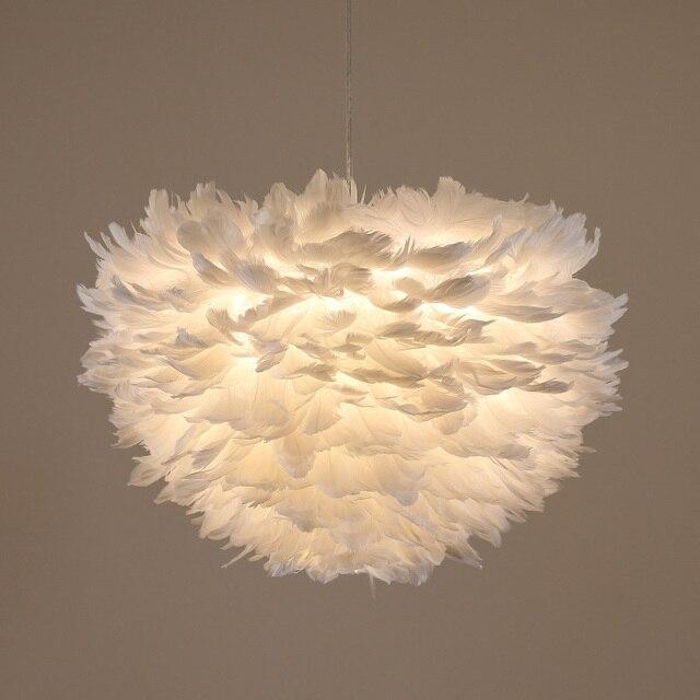 Elegante nuvole bianche Lampade A Sospensione. moderno Romantico ...
