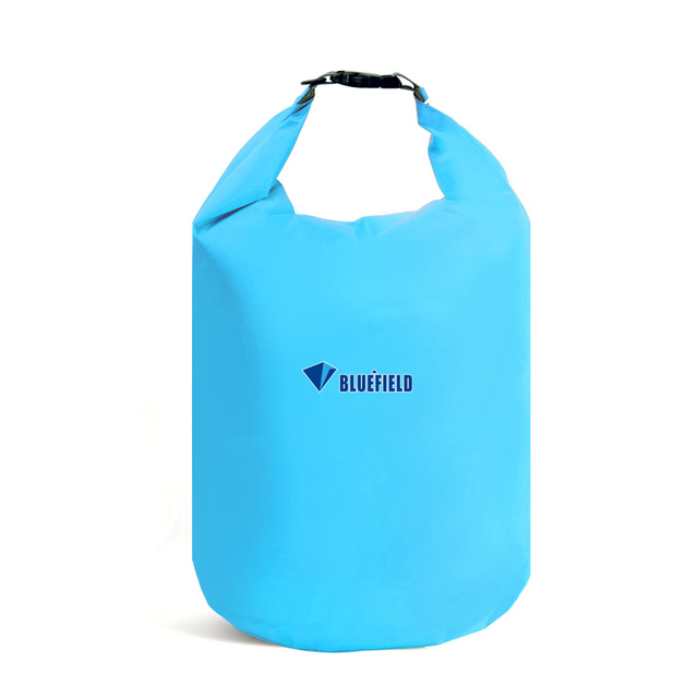 Bluefield 5 Color 10l 20l Outdoor Swimming Waterproof Bag Camping Rafting Storage Dry With Adjule