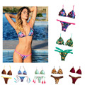 Women bikini Set 2017 Bathing Suit Low Waist Low Cup Sexy Women Swimwear Maternity Swimsuit Sexy Lady Beachwear Bikini Brazilian