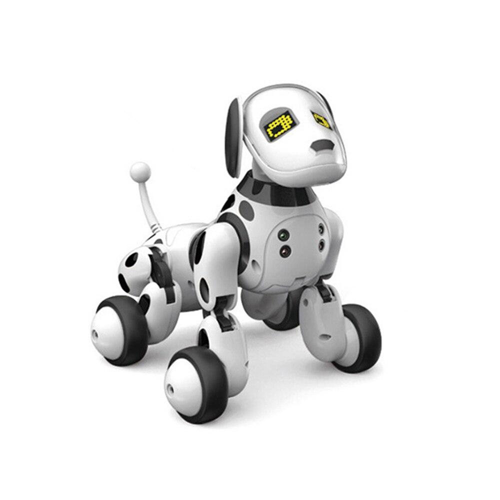 Nouveau DIMEI 9007A Intelligent RC Robot chien jouet télécommande chien Intelligent enfants jouets mignon Animal RC Robot cadeaux pour enfants anniversaire