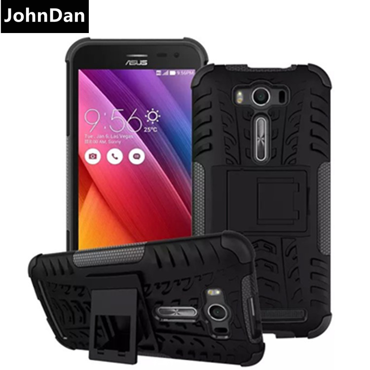 Case For Asus Zenfone 2 Laser ZE500KL ZE550KL ZE601KL PC + Silicone Heavy Duty Rugged Armor 3d Case For Asus <font><b>ZE</b></font> 500 <font><b>550</b></font> <font><b>KL</b></font> Cover image