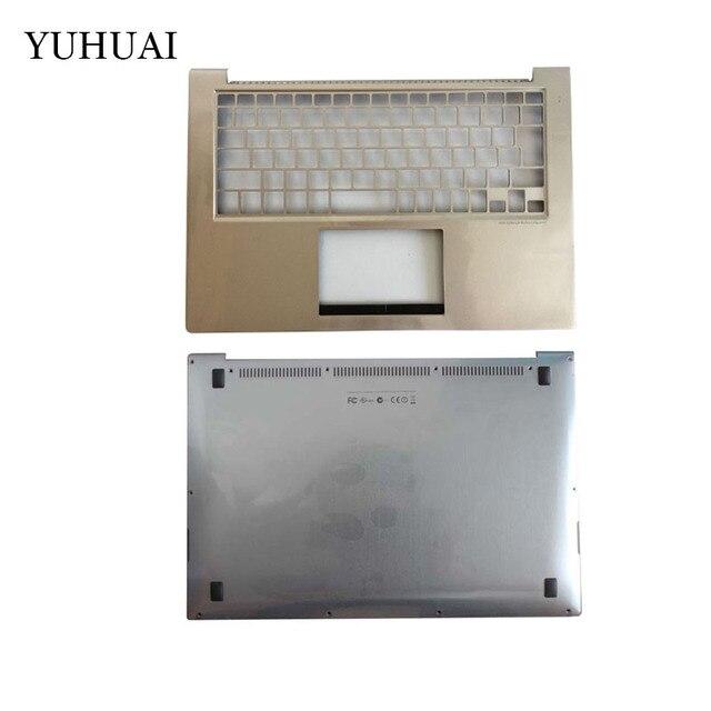 ด้านล่างสำหรับAsus UX32 UX32E UX32A UX32DV UX32VDด้านล่างD Shell/Palmrest