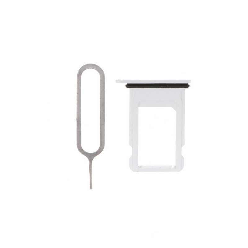 Замена держателя лотка для sim-карты с открытым контактом для Apple iPhone 7