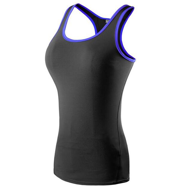 Sleeveless T Shirts For Girl Fitness