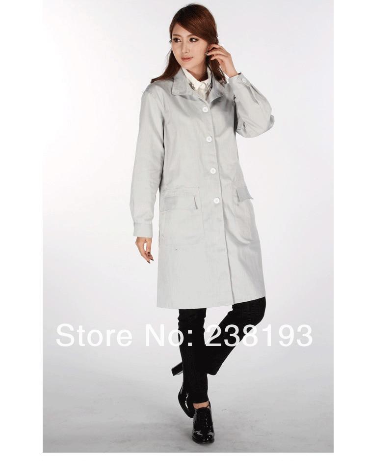 Yeni Kadın tarzı elektromanyetik radyasyon koruyucu ceket, iş - Güvenlik ve Koruma - Fotoğraf 2