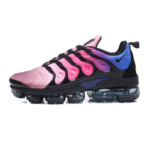 ad5ab3c0327 NIKE. WOMEN NIKE AIR VAPORMAX TN VESSEL PLUS BREATHABLE RUNNING SHOES ...