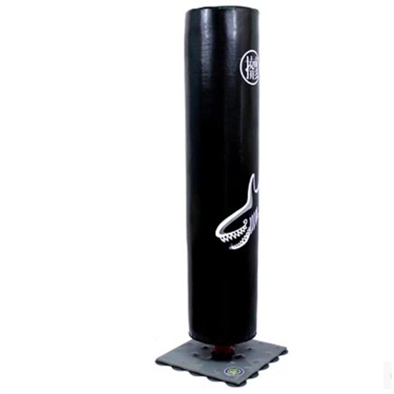 152cm floor type Boxing Bags MMA Fighter Boxing Training Bag Sucker fixed fintness Bag Sport Sand Punch Punching Bag Sandbag цена