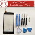 Homtom HT7 Сенсорный Экран Оригинальный Дигитайзер Сенсорной Панели Замена Соберите Для Homtom HT7 Бесплатная Доставка + инструменты