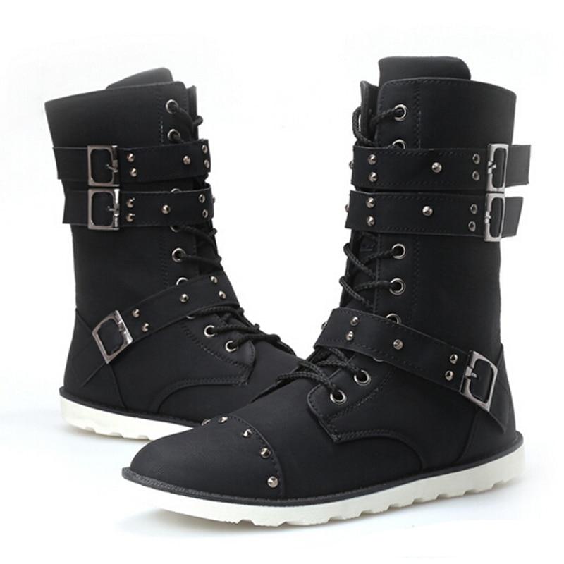 Popular Men Combat Long Boots-Buy Cheap Men Combat Long Boots lots ...