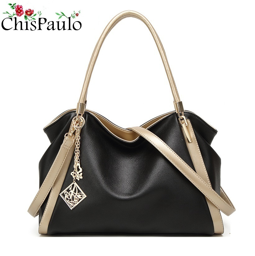 Luksuzni brand novi 2017 dizajner torbe visoke kvalitete ženske prave kože torbe modne torbe za žene Messenger torbe T580