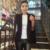2017 Nova Moda Casaco de lã Capa Mulheres Blazer Casaco Lapela Preta Dividir Manga Comprida Sólidos Casual Magro Paletó Workwear E548