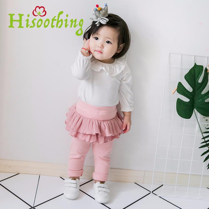 New Girls skirts Pants Baby Children Fluffy Skirt Leggings Yarn Baby Waist Pants Girls Leggings Baby Girl Clothes baby Leggings