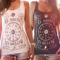 2017 summer kawaii tshirt women vestidos print casual tank top off shoulder female