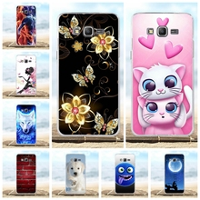 For Samsung Grand Prime Case Silicone Soft Cover Protective Funda Coque Galaxy G530 G531 Phone Cases