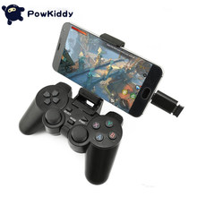 2.4G Wireless Gamepad PC For PS3 TV Box Joystick 2.4G Joypad Game Controller Remote For Xiaomi Android(China)