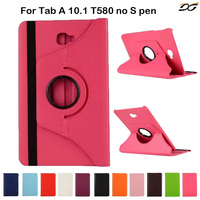 For Samsung Tab A Case 360 Degrees Rotational Stand Case For Samsung Galaxy Tab A 2016