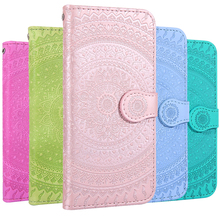 Luxury Sun Flower PU Leather Flip Case For Nokia 2.1 2018 Funda Wallet Book Bag For Nokia 3.1 2018 Mobile Phone Case Cover Coque стоимость