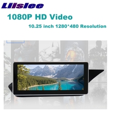 LiisLee Car Multimedia Player NAVI For Mercedes Benz MB E C207 A207 RHD 2009~2017 Coupe Right Hand Drive Radio GPS Navigation