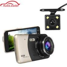 4 дюймов Видеорегистраторы для автомобилей Регистраторы тире Камера Full HD 1080 P видео 170 градусов регистраторы Камера