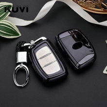Hight quality Car Remote Key Holder Case Cover For Hyundai i20 i30 IX25 IX35 Tucson Verna Solaris Elantra Accent Car Styling car seat cover for hyundai solaris i30 ix35 tucson 2016 accessories accent creta creta dvd 10 universal size car styling