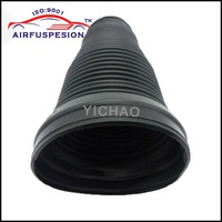 1pcs For Mercedes W221 S350 S500 Front Dust Cover Boot High Quality Air Shock Absorber Dust