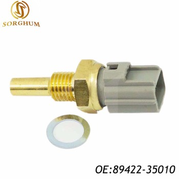 89422-35010, 8942235010,179700-0220 Original Coolant Temperature Sensor For Toyota Corolla Camry Highlander LEXUS ES300 image