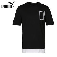 1b5af18da2e0 Original New Arrival 2018 Puma Summer Rebel Logo Tee Men s T-shirts short  sleeve Sportswear
