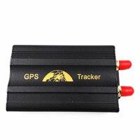 GPS103A TK103A TK103 Samochód W Czasie Rzeczywistym Tracker Pojazdów GPS GSM GPRS G Alarmem SMS Śledzenia Lokalizacji Urządzenia