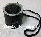 Free shipping Mini  Speaker  USB 8 GB memory CARDS