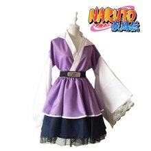 цены Naruto Shippuden Hyuga Hinata Lolita Kimono Dress Anime Cosplay Costume