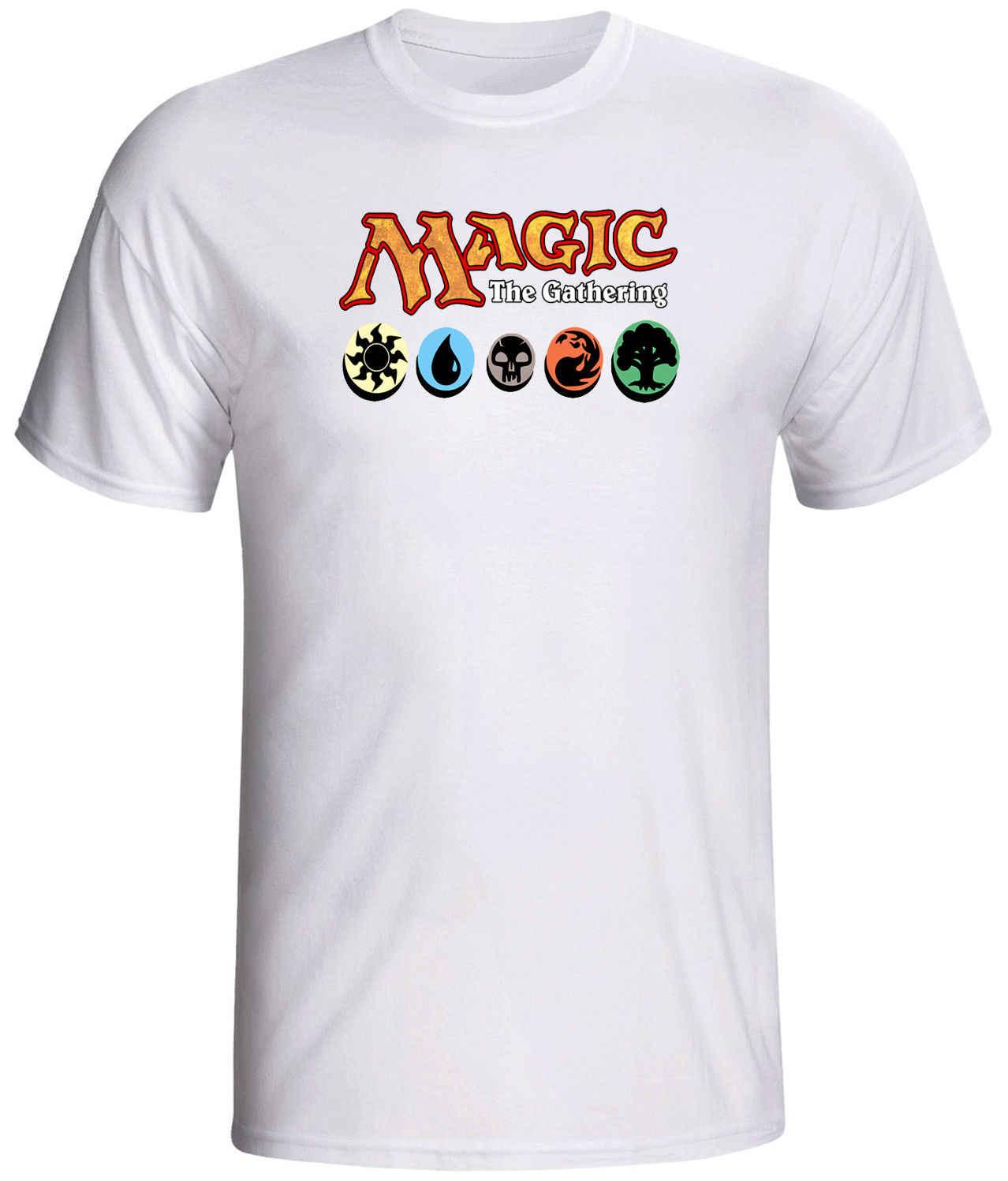 14051468 magic the gathering shirt card game MTG custom printed tshirt, hip hop funny  tee,