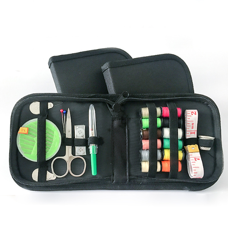 Thread Needle Sewing Bag Sewing Tool Kit Travel Case Thread Multifunction Box Stitches