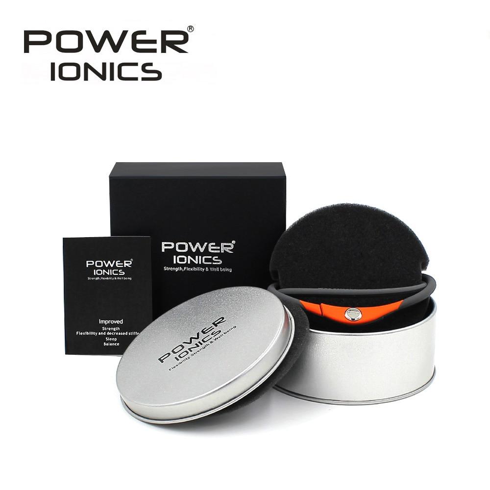 Power Ionics IDEA NECKLACE 4in1 Višenamjenski Titanium / Ge / F.I.R - Modni nakit - Foto 6