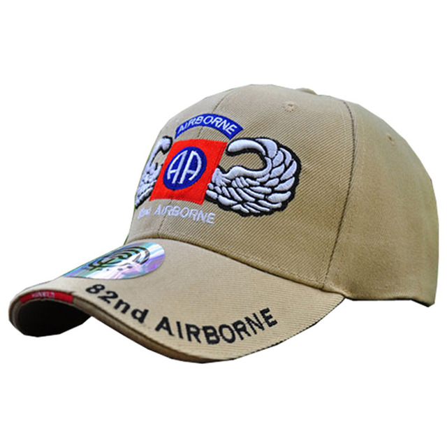 a88fbe56290 101 Airborne Division Baseball Cap Brand Casual Camouflage WW2 Tactical Cap SWAT  Snapback Caps Outdoor Sport Gorras Adjustable