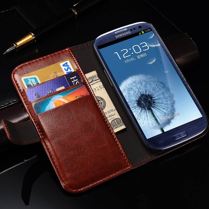 vintage wallet leather case for samsung galaxy grand duos. Black Bedroom Furniture Sets. Home Design Ideas