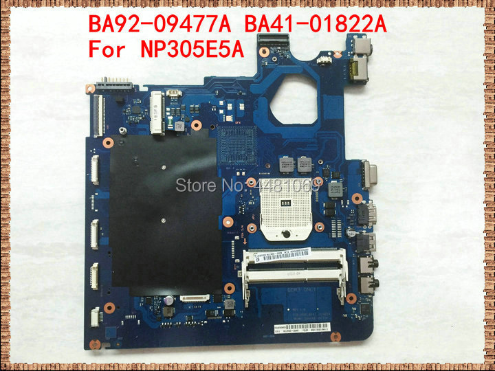 for SAMSUNG NP305E5A 305E5A Laptop Motherboard BA92-09477A BA41-01822A BA41-01820A BA41-01819A Mainboard 100%tested fully work image