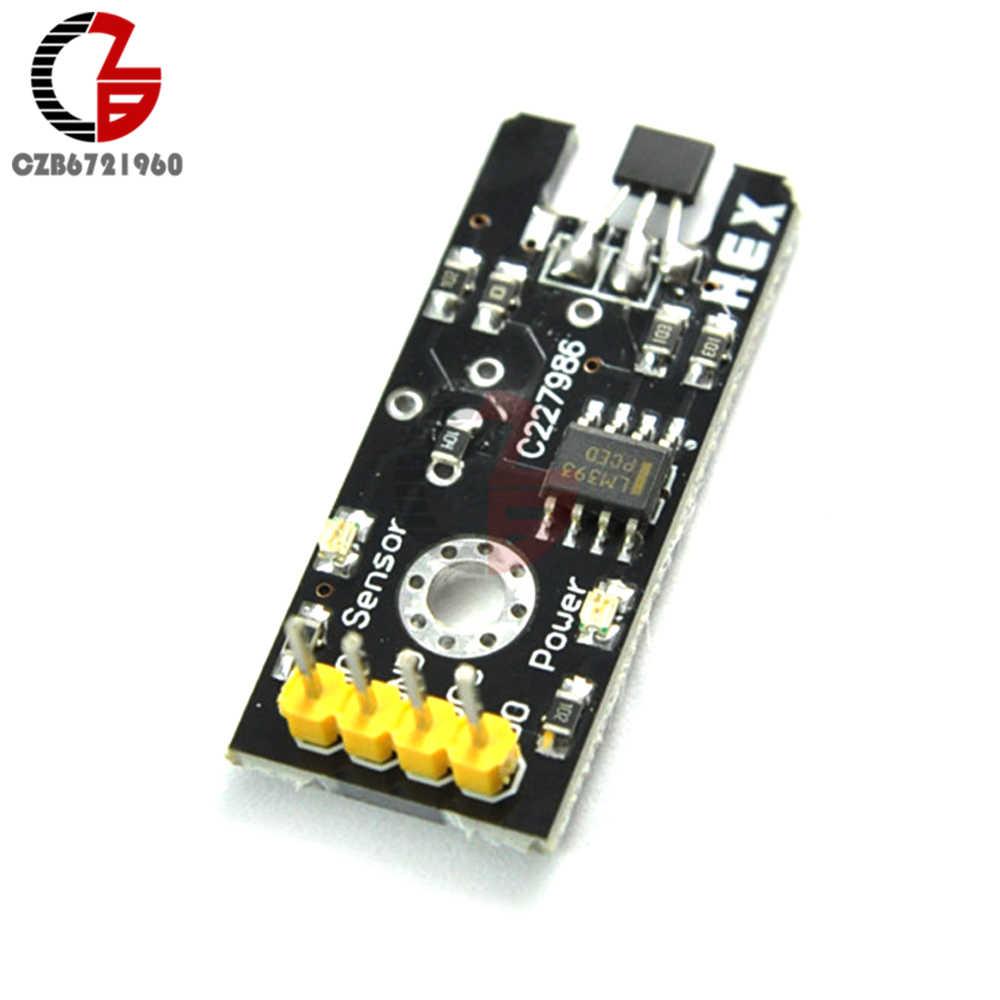 5 в 12 В DC датчик холла переключатель модуль магнитного поля датчик движения Детектор контроллер переключатель доска DIY для Arduino умный автомобиль