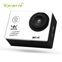 Carprie New Waterproof Case 4K WIFI Mini Action Cam HD DV Sports Recorder Camera WH 17May29 Dropshipping