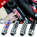 Для BMW mini cooper clubman R55 R56 Углеродного Волокна/Черный/Красный Юнион Джек Клетчатый ручной тормоз модификация автомобиля интерьер аксессуары