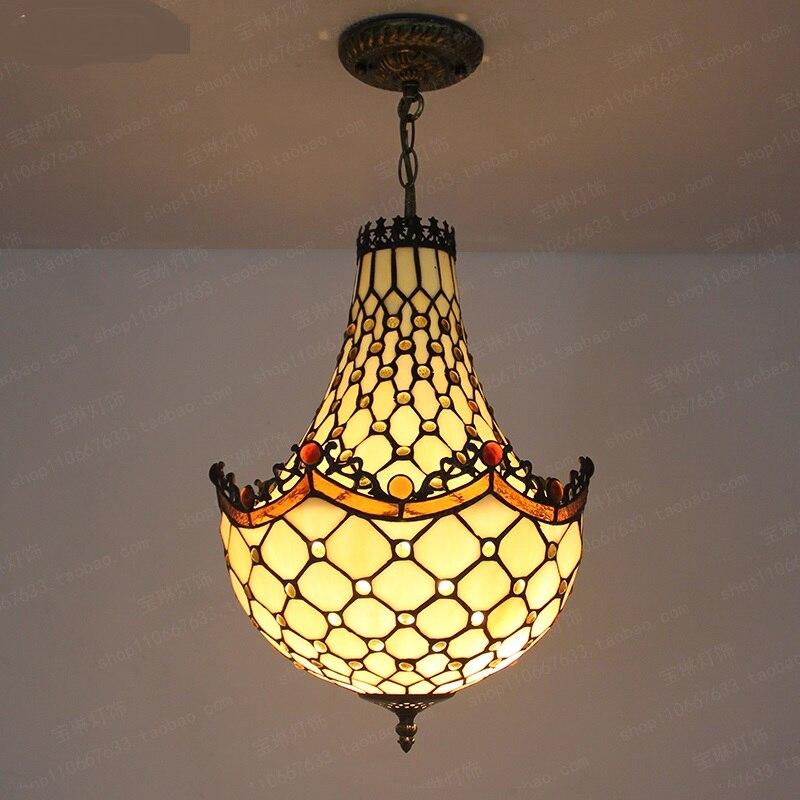 light LED restaurant dining room lighting pendant light cashier counter Bar Cafe corridor lamp creative living room