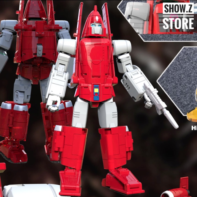 [Show.Z Store] [Pre-Order] DX9 Toys D11 Richthofen Transformation Action Figure [show z store] [pre order] tfc toys trinity force tf 03 wildchaser blacker transformation action figure
