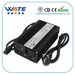 WATE 25.2 V 18A ładowarka 6 S 24 V akumulator litowo jonowy inteligentna ładowarka aluminiowa obudowa Lipo/LiMn2O4/LiCoO2 baterii ładowarka w Ładowarki od Elektronika użytkowa na