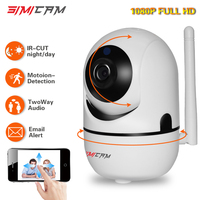 1080P HD Home Security IP Camera Wireless Smart WiFi Camera WI FI Audio Record Surveillance Baby