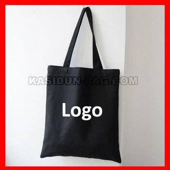 (100pcs/lot) personlized custom cotton shopping bag logo 100pcs lot esd5z5 0t1g