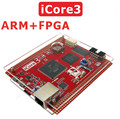 Fast Free Ship iCore3 ARM FPGA dual core board Ethernet high-speed USB STM32F407 industrial control boards