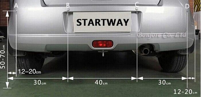 Cheap Sensores de estacionamento